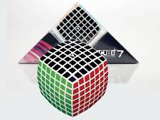 V-CUBE 7 PILLOW MULTICOLOR 7 X 7 CUBE PUZZLE SPEED TWIST MAGIC TOY NOVELTY GAME