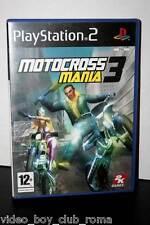 MOTOCROSS MANIA 3 GIOCO USATO BUONO PS2 EDIZIONE ITALIANA PRIMA STAMPA 31041