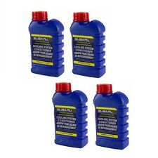 4-Bottles of OE Supplier Saab Subaru Cooling System Conditioner SOA635071