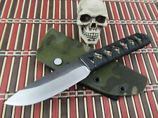 Wally Hayes Master Smith Custom Hand Forged Japanese Hunter EDC Fighter W2 Blade