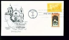 1969 FDC - Scott# 1373 COMBO - California - Artmaster Cachet    UA