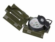 Military Marching Compass with LED Light 416 Rothco