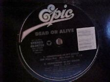"""Dead Or Alive Something In My House 4 mix 12"""""""