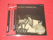2017 VELVET UNDERGROUND Velvet Underground  JAPAN MINI LP SHM CD