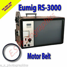 EUMIG RS-3000 TV Type 8mm Cine Projector Belt (Main Motor Belt)