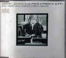 Blank&Jones-DJs Fans&Freaks cd maxi single