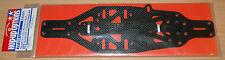 Tamiya 53386 TA03R-S/F-S Carbon Chassis Set (TA03RS/TA03FS/*53387), NIP