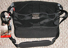 MANFROTTO UNICA I MESSENGER BAG BLACK - NEW