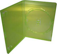 1 Official Microsoft Original Xbox 360 Green Amaray Single DVD Case 14mm