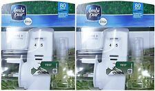 2 x Ambi Pur Febreze Plug-in Units + Refills (Japan Tatami) Plug Start Sets