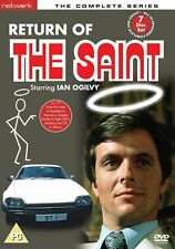 Return of the Saint: The Complete Series - DVD NEW & SEALED (7 Discs)