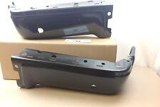 Ford F-150 Paint To Match Rear Bumper w/ Reverse Sensors new OEM 9L3Z-17906-D