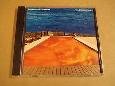 CD / RED HOT CHILI PEPPERS - CALIFORNICATION