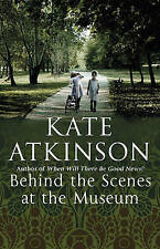 Behind The Scenes At The Museum, By Kate Atkinson,in Used but Acceptable conditi