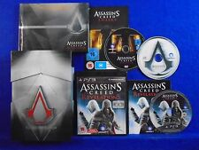 ps3 ASSASSINS CREED Revelations Collector's Edition Playstation PAL REGION FREE