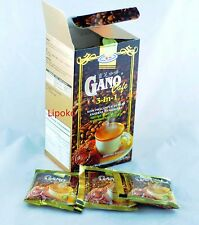 7 X Boxes Coffee Gano Excel Ganocafe 3 in 1 Ganoderma Free Expedite Shipping
