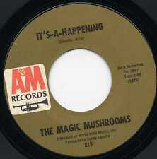 "MAGIC MUSHROOMS ""IT'S A HAPPENING"" ORIG US 1967 PSYCH"