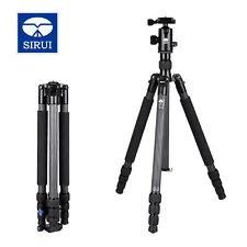 SIRUI T-024X+ C10KX Ball Head Carbon Fiber Tripods Professional Flexible With