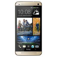 HTC One M7 32GB GOLD- Smartphone ohne Simlock ; bester Preis & Qualität !
