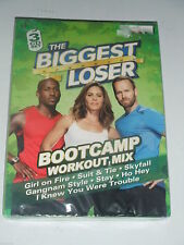 3-CD set: The Biggest Loser BOOTCAMP WORKOUT MIX by Power Music HTF NEW Sealed