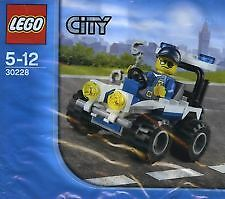 LEGO CITY 30228 - Police Car/ATV  Polybag