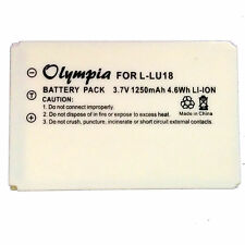 L-LU18 Battery for Logitech Harmony 1100 1000 915 Remote Control 1250mAh Li-Ion