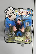 RARE Popeye the Sailor Man Series 1 Mezco Toys 2001 MOC HTF NOS VTG MISB NIB MIB