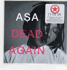 (FL251) Asa, Dead Again - 2014 DJ CD