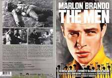 The Men ~ New DVD 2013 ~ Marlon Brando, Teresa Wright, Jack Webb (1950)
