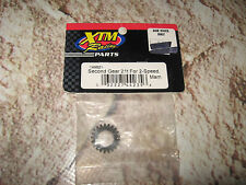 Vintage RC XTM Racing 21 Tooth Second Gear 2 Speed 149821
