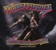 MOLLY HATCHET Flirtin' With The Whiskey Man (Live In Concert) Digipak-CD(700005)