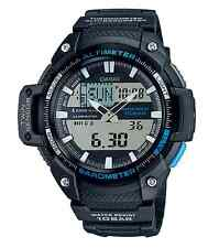 CASIO SGW450H-1A Altimeter Barometer Thermometer World Time Resin