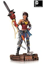 DC Collectibles DC Comics Infinite Crisis Atomic Wonder Woman Statue New