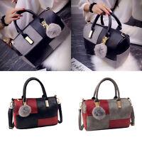 Neu Mode PU Leder Shopper Bag Damentasche Handtasche Schultertasche Damen Tasche