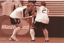 Bastian Schweinsteiger & Lukas Podolski DFB WM 2006 Panini Photo Cards +A28777