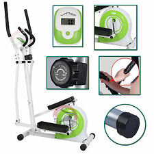 FASHION DESIGN 2 IN 1 MAGNETIC ELLIPTICAL FITNESS GYM MACHINE CROSS TRAINER BIKE