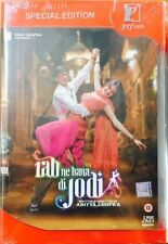 Rab Ne Bana Di Jodi - Shahrukh Khan - Hindi Movie 2 DVD Special Edition Region F