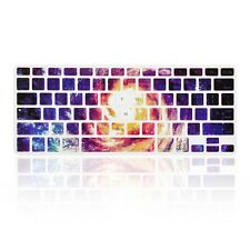 "Colourful Galaxy Keyboard Cover Skin for Macbook Pro 13"" 15"" 17"" / New Air 13"""
