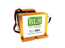 Battery Life Saver BLS-48BW Desulfator Rejuvenator 48v Solar Wind Banks