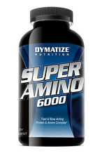 Dymatize Nutrition - SUPER AMINO ACIDS 6000 - 180 CAPS - Sport Supplement