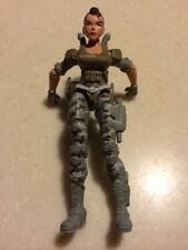 LANARD THE CORPS Custom RARE FEMALE FIGURE G.I JOE COMPATIBLE Soldier Mercenary