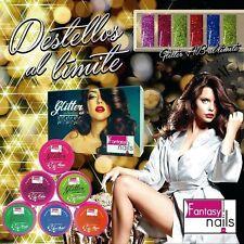 Glitter Una De Las  Nuevas Colecciones de Fantasy Nails
