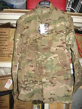 "L@@K! NWT  US Army ""ACU"" Multicam Pattern Combat Coat 2010  Size Medium Long"