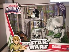 Playskool Heroes Star Wars Galactic Heroes Mission on Endor Set Kohls Exclusive!