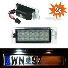 LED Kennzeichenbeleuchtung Opel Chevrolet Cadillac Buick GMC TÜV frei 189