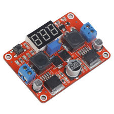 DC-DC Digital 3.5-28V to 1.25-26V Step Up/Down Converter Power Supply Module