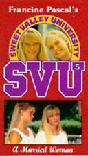 A Married Woman (Sweet Valley University) Laurie John Very Good Book