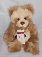 ** SIGNED ** Charlie Bears ISABELLE Panda (Mini) 10th Anniversary ~Isabelle Lee
