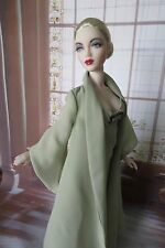 Francesca Doll Couture: Integrity Gene OOAK Clothing: Lingerie Robe & Nightgown