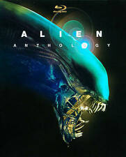 Alien Anthology (Blu-ray Disc, 2010, 6-Disc Set)